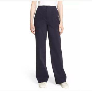 NWT Nordstrom Signature High Waist Wide Leg Pants